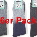 6 Paar Socken. Super flauschige Thermosocken - Skisocken - 5 Farben - 3 Größen
