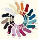 Taubert Kuschelsocken Basic Socks, Uni Socken, Einheitsgröße