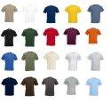 T-Shirt Super Premium von Fruit of the Loom S M L XL XXL 3XL verschiedene Farben