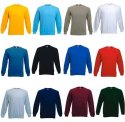 Fruit of the Loom Set-In Sweatshirts in 12 Farben und Grösse S, M, L, XL und XXL